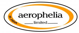 Logo Aerophelia 10 Jahre