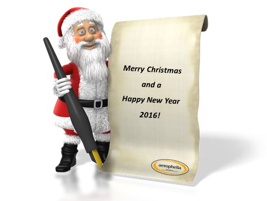 Christmas greetings 2015