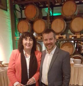 Heidemarie Hille and Markus Hofmann
